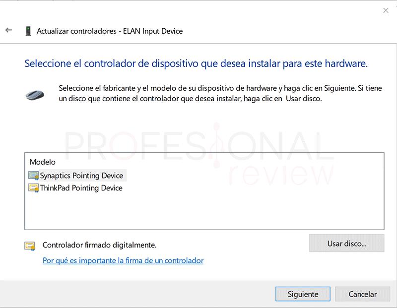 Instalar Precision Touchpad paso17