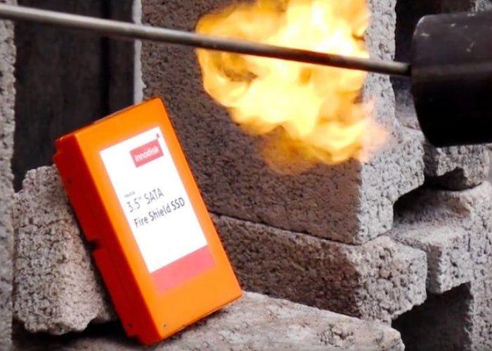 Fire SSD