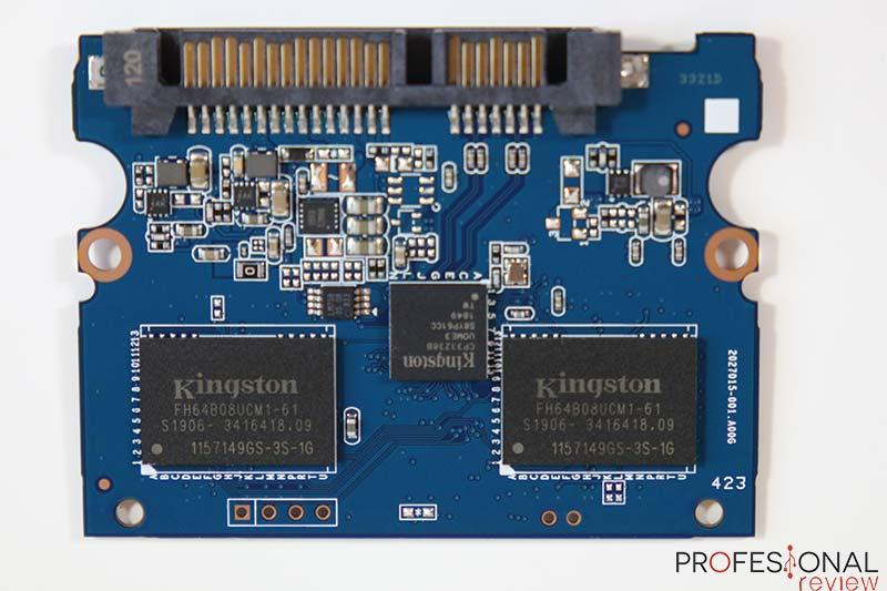 Kingston A400 Controlador