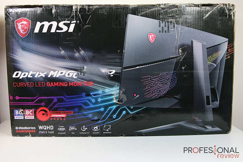 MSI Optix MPG27CQ2 Review