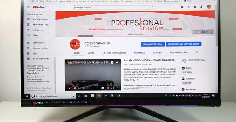 Photo of MSI Optix MPG27CQ2 Review en Español (Análisis completo)