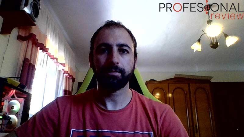 MSI Optix MPG341CQR Webcam