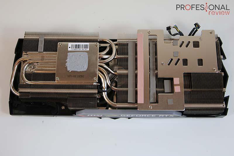 MSI RTX 2070 Super Gaming X Trio disipador