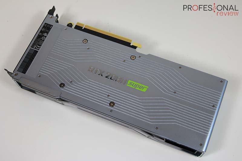 Nvidia RTX 2080 Super Backplate
