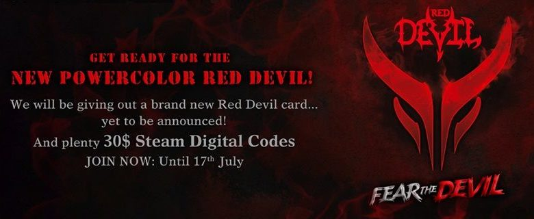 Photo of PowerColor ya promociona las tarjetas gráficas Red Devil para AMD Navi