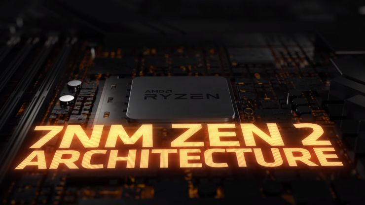 AMD Ryzen 3000 Zen 2