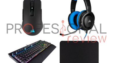 Photo of Mega pack de periféricos Corsair | VIII Aniversario Profesional Review