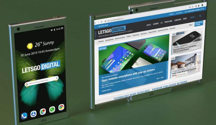 Photo of Samsung patenta un teléfono plegable con mecanismo enrollable