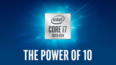 Photo of Intel Comet Lake-H llegará en el primer trimestre de este año