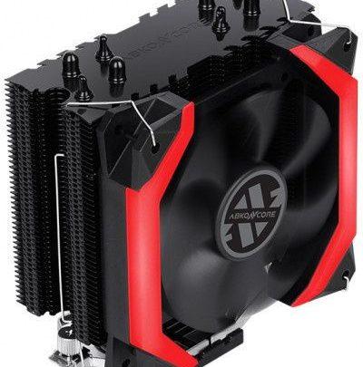 Photo of Spire presenta el refrigerador CoolStorm T402B Spider Red de bajo coste