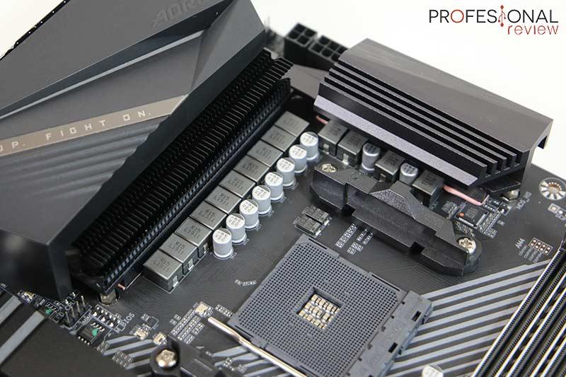 X570 AORUS Pro VRM