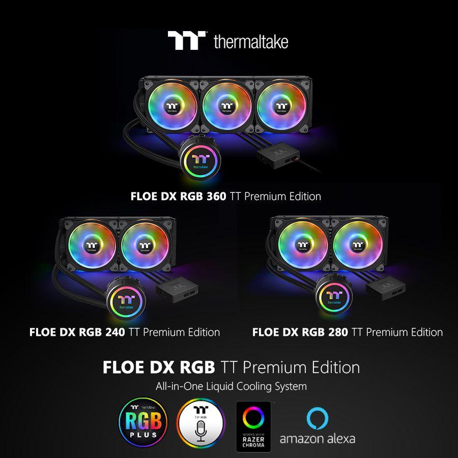 Floe DX RGB