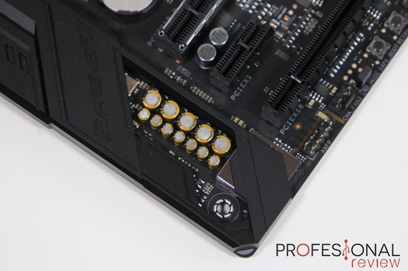 Asus ROG Crosshair VIII Hero Wi-Fi Sonido
