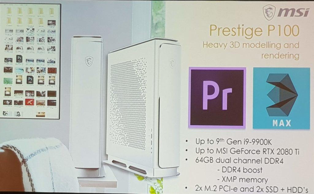 msi Prestige