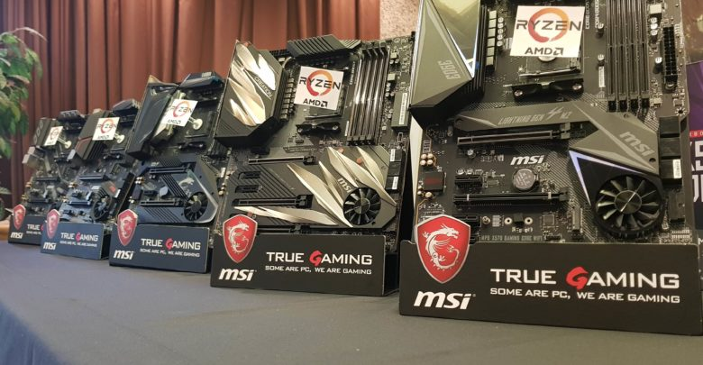 Photo of Evento MSI especial AMD | Nota de prensa