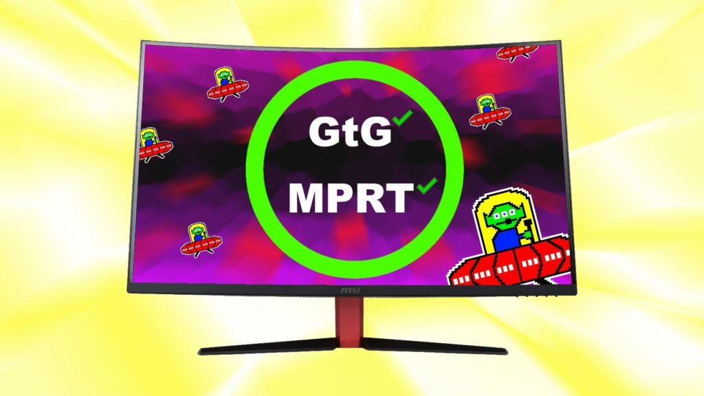 GtG vs MPRT