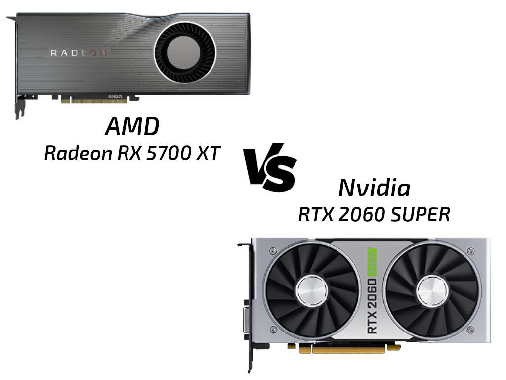 RTX 2060 SUPER VS RX 5700 XT