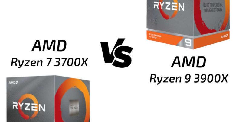 Photo of Ryzen 9 3900X vs Ryzen 7 3700X: duelo entre hermanos de alta gama