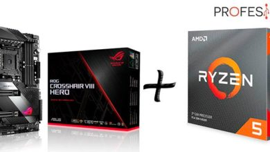 Photo of AMD Ryzen 5 3600 + Asus ROG Crosshair VIII Hero (SORTEO)