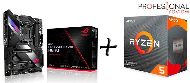 Photo of AMD Ryzen 5 3600 + Asus ROG Crosshair VIII Hero (SORTEO)
