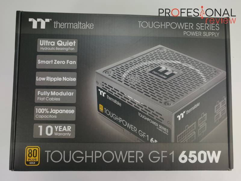 Thermaltake Toughpower GF1 650W