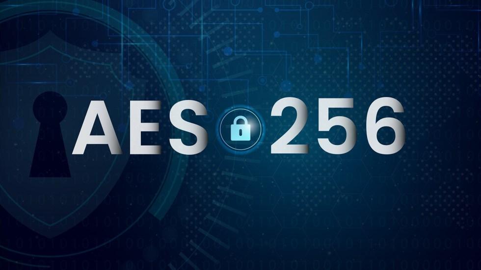 AES 256 bit