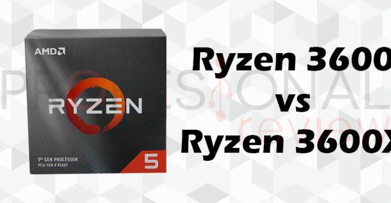 Photo of AMD Ryzen 5 3600 vs 3600X ¿Cuál deberías comprar?