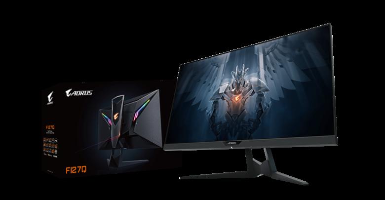 Photo of AORUS FI27Q: El nuevo Monitor Gaming 2K a 165 Hz de GIGABYTE
