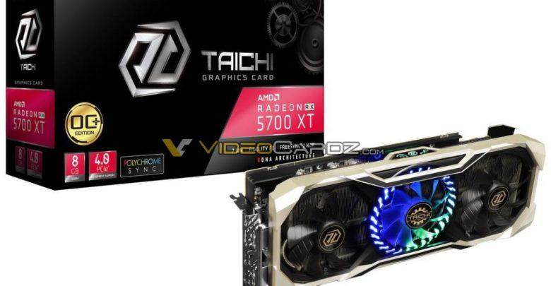 Photo of RX 5700 XT Taichi OC+: la nueva gráfica con tres ventiladores de ASRock