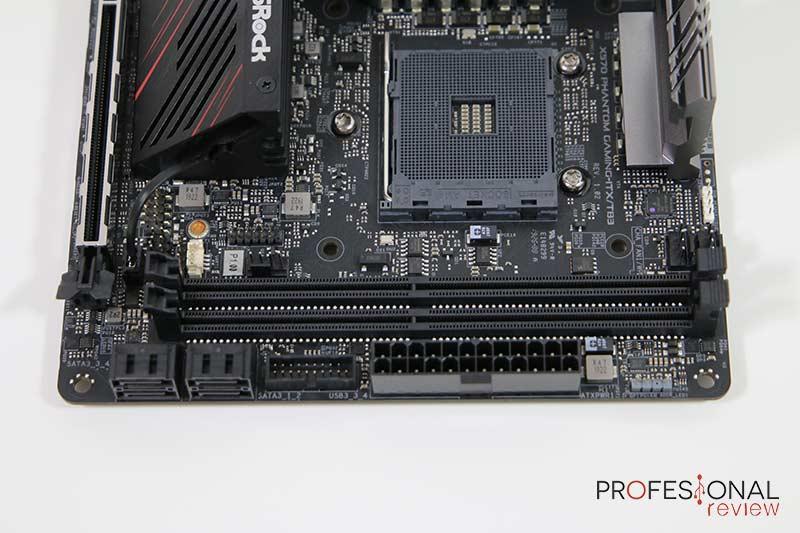 ASRock X570 Phantom Gaming-ITX TB3 Review