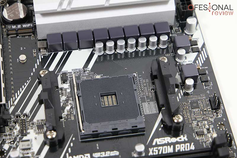 ASRock X570M PRO4 Review