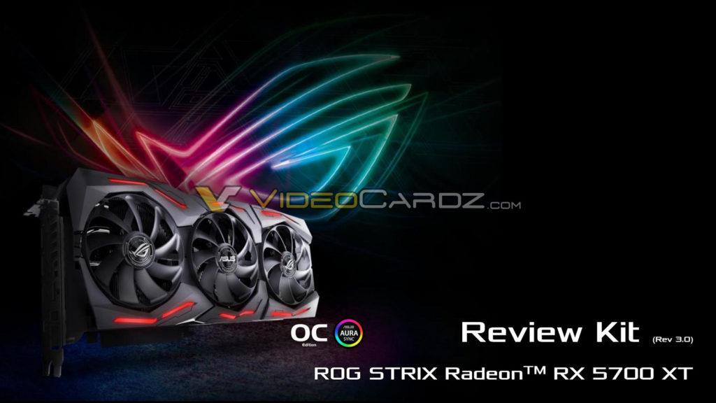 ROG Strix RX 5700 XT