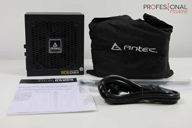 Antec HCG 750 Gold análisis