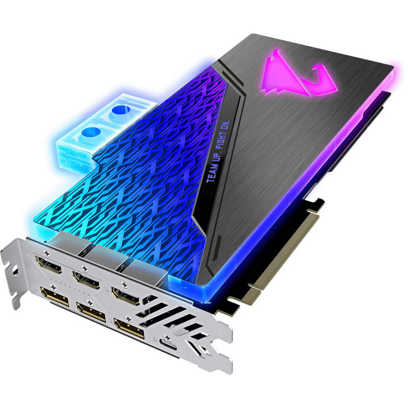 Aorus RTX 2080 SUPER WaterForce WB