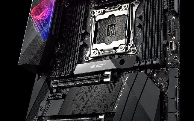 Photo of Strix X299-E Gaming II y Prime X299 Edition 30, Nuevas placas base ROG