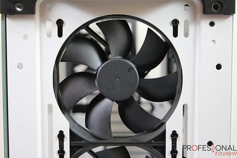 Corsair 275R Airflow Ventilación