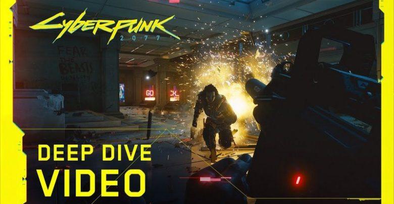 Photo of Cyberpunk 2077, Nuevo gameplay capturado con una RTX 2080 Ti