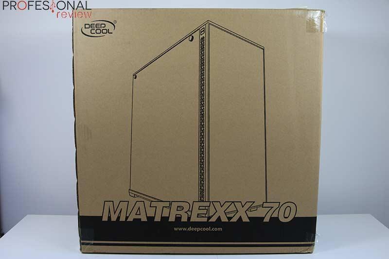Deepcool Matrexx 70 ADD-RGB 3F Review