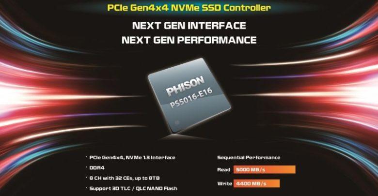 Photo of El nuevo controlador SSD de Phison permite 7 GB/s de lectura/escritura