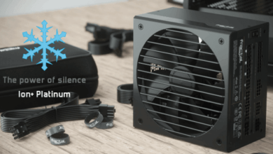 Photo of Fractal Design lanza su fuente de alimentación modular Ion+ Platinum