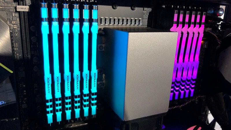 FURY DDR4 RGB