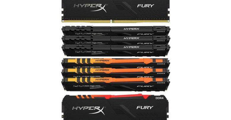 Photo of Fury DDR4 RGB suma ahora kits de hasta 64GB 3466MHz
