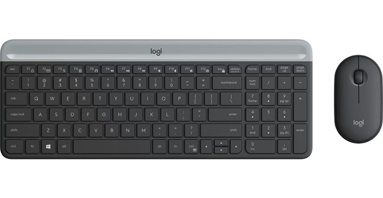 Photo of Logitech MK470 Slim: Combo de teclado y ratón inalambricos