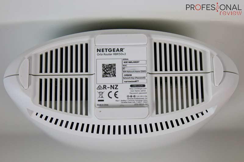 NETGEAR Orbi RBK53 Configuración