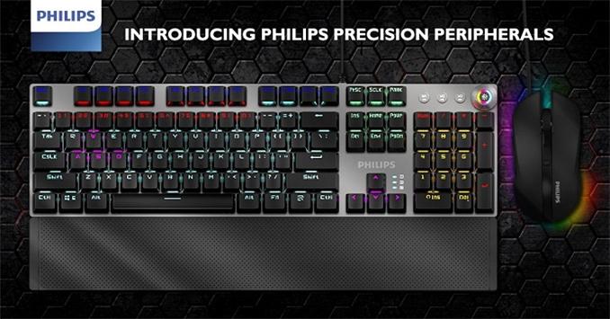 Photo of Philips expande sus fronteras y entra en el mercado de periféricos gaming