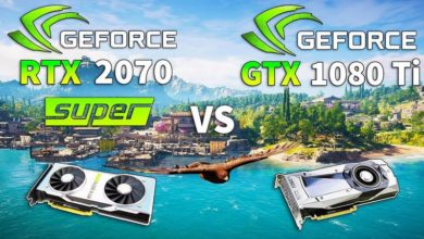 gtx 1080 ti vs rtx 2070 super