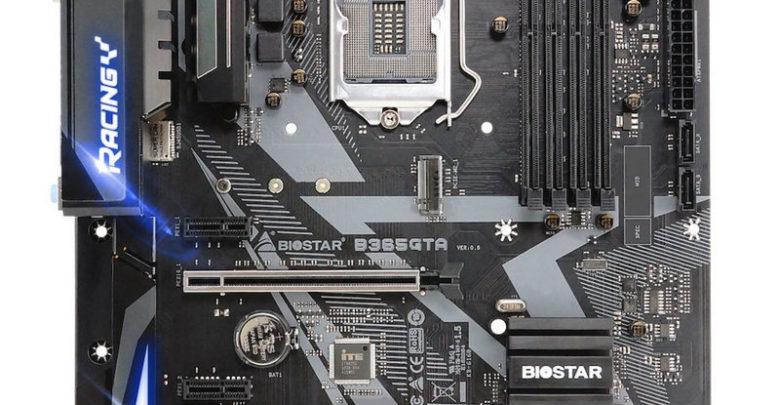 Photo of Racing B365GTA, Biostar lanza nueva placa base para Intel con RGB