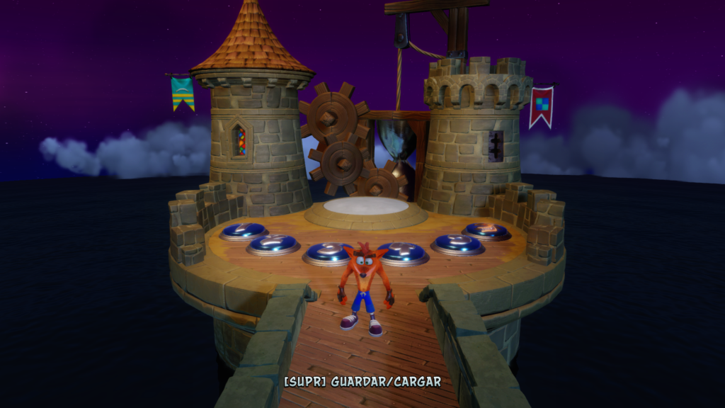 Crash Bandicoot N.Sane Trilogy Vanilla