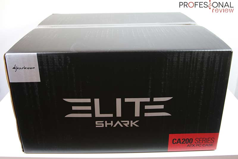 Sharkoon ELITE SHARK CA200M review
