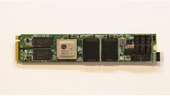 Photo of Silicon Motion muestra sus primeros controladores PCIe 4.0 SSD